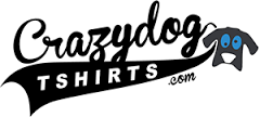 CrazyDog T-Shirts